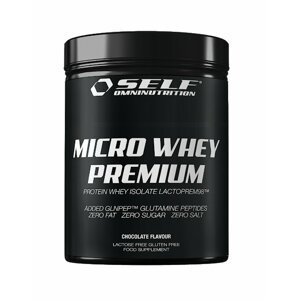 Micro (Iso) Whey Premium od Self OmniNutrition 1000 g Natural