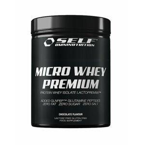 Micro (Iso) Whey Premium od Self OmniNutrition 1000 g Strawberry