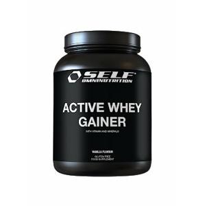 Active Whey Gainer - Self OmniNutrition 3000 g Čokoláda