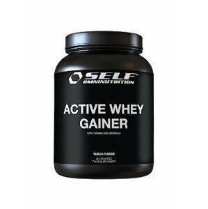 Active Whey Gainer - Self OmniNutrition 2000 g Banán-Čokoláda