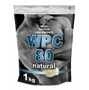 WPC 80 Protein natural od Koliba Milk 1000 g Natural