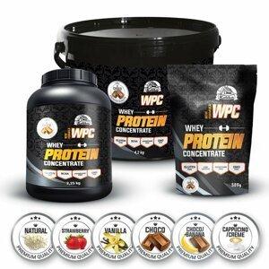 WPC Protein ochutený od Koliba Milk 2250 g Čokoláda