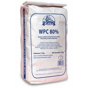 WPC Koncentrát 80% 15 kg - Koliba Milk 15 000 g Bez obsahu laktózy Čokoláda