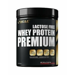 Micro Whey Active Lactose Free od Self OmniNutrition 1000 g Jahoda