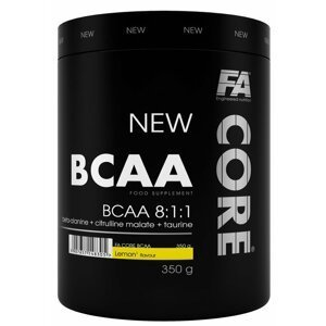 BCAA CORE 8:1:1 - Fitness Authority 350 g Cola