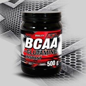BCAA + Glutamine Instant - Vision Nutrition 500 g Lemon