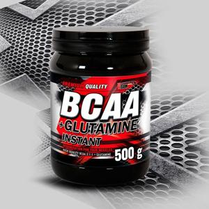 BCAA + Glutamine Instant - Vision Nutrition 500 g Strawberry