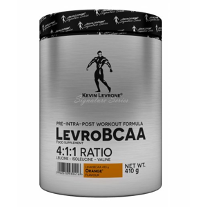 Levro BCAA 4:1:1 - Kevin Levrone 410 g (60 dávok) Exotic
