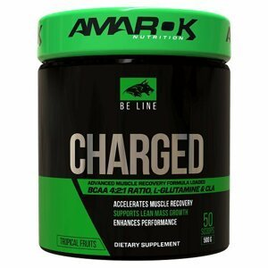 Be Line Charged - Amarok Nutrition 500 g Green Apple