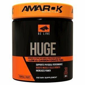 Be Line Huge - Amarok Nutrition 300 g Tropical