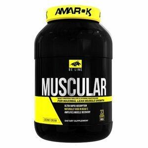 Be Muscular - Amarok Nutrition 1000 g Coconut Cream