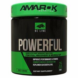 Be Line Powerful - Amarok Nutrition 500 g Orange