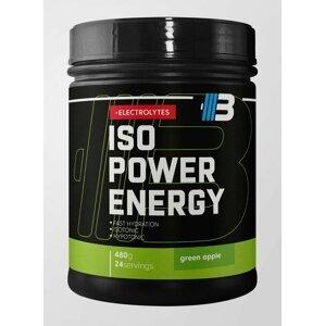Iso Power Energy - Body Nutrition 480 g Lemon