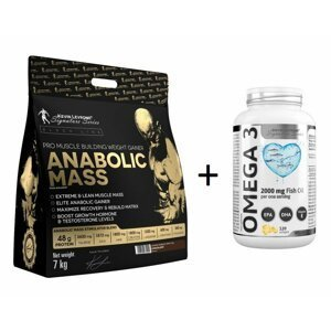Anabolic Mass 7,0 kg - Kevin Levrone 7000 g Coffee Frappe