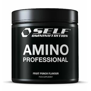 Amino Professional od Self OmniNutrition 250 g Citrón-Limetka