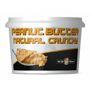 Peanut Butter Natural Crunchy - Still Mass  1000 g Natural Crunchy