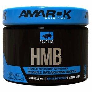 Basic Line HMB - Amarok Nutrition  300 g Tropical