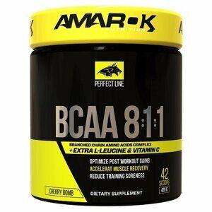 Perfect Line BCAA 8:1:1 - Amarok Nutrition  420 g Green Apple