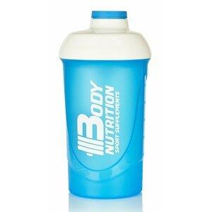 Šejker - Body Nutrition Modrá 600 ml.