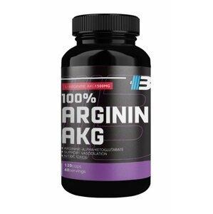 100% Arginin AKG - Body Nutrition 240 kaps.
