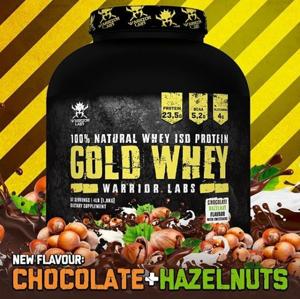 Gold Whey - Warrior Labs 1800 g Choco + Hazelnut