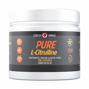 Pure L-Citrulline - Czech Virus 350 g Neutral