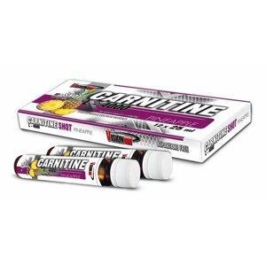 Carnitine L-4000 Shot od Vision Nutrition 12 x 25 ml. Pineapple