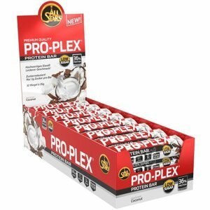 Tyčinka Pro-Plex - All Stars 35 g Strawberry+Yoghurt