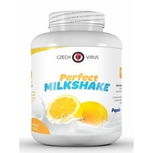 Perfect Milkshake - Czech Virus 2000 g Jahodový milkshake