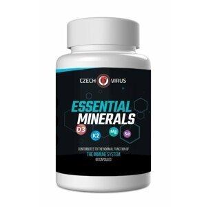 Essential Minerals - Czech Virus 60 kaps.