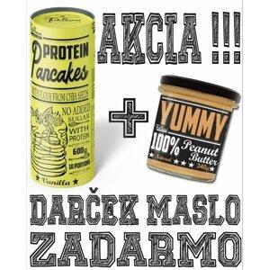 Protein Pancakes + Yummy Peanut Butter Zadarmo - FitBoom 600 g + 340 g Cinnamon
