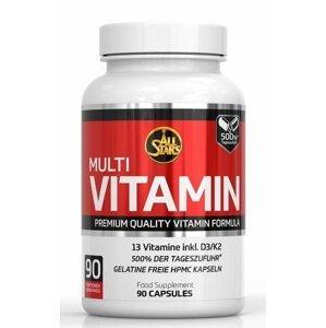 Multi Vitamin - All Stars 90 kaps.