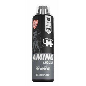 Amino Liquid - Mammut Nutrition 1000 ml. Blood Orange