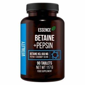 Betaine + Pepsin - Essence Nutrition 90 tbl.