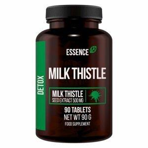 Milk Thistle (Pestrec mariánsky) - Essence Nutrition 90 tbl.