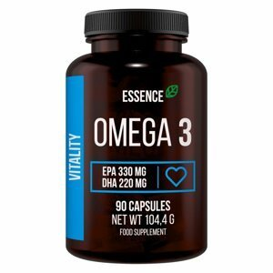 Omega 3 - Essence Nutrition 90 kaps.