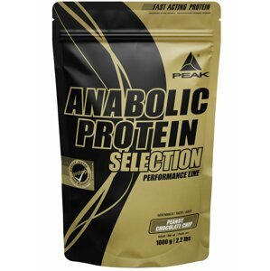 Anabolic Protein Selection - Peak Performance 1000 g  Snowball