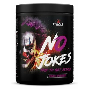 No Jokes - Peak Performance 600 g Purple Wildberry
