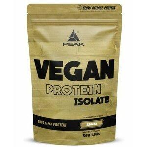 Vegan Protein Isolate - Peak Performance 750 g Salted Peanut Caramel