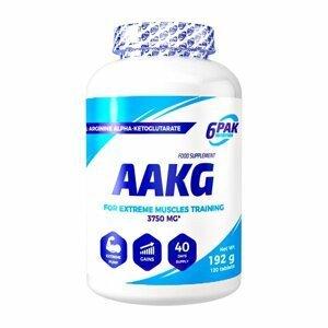 AAKG - 6PAK Nutrition 120 tbl.
