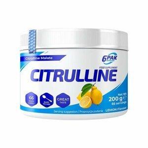 Citrulline - 6PAK Nutrition 200 g Lemon