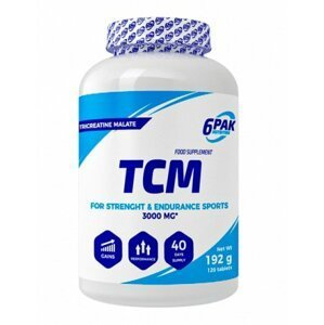 TCM - 6PAK Nutrition 120 tbl.