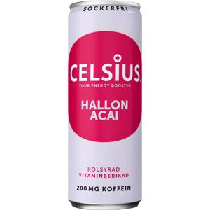 Nápoj CELSIUS Celsius - raspberry-acai 355 ml Energy drink