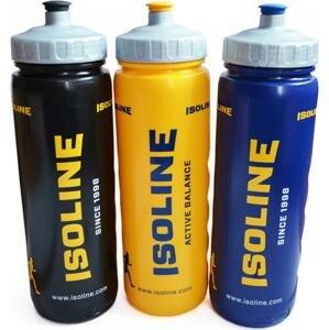 Fľaša Isoline ISOLINE bottle SPORT yellow  1 l