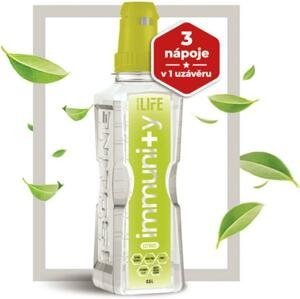 Nápoj Isoline IMMUNITY citrus 500 ml