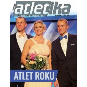 Časopis Top4Running Časopis Atletika - 4/2017