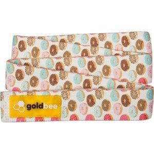 Posilovací guma GoldBee GoldBee Textile Resistance Band Long