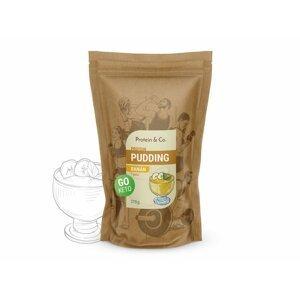 Protein&Co. Keto proteínový pudding Váha: 210 g, Príchut´: Banán