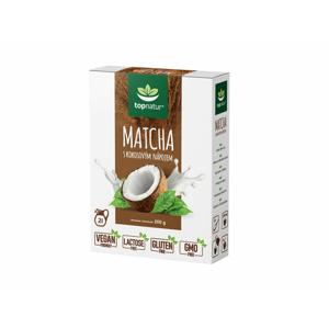 Matcha s kokosovým nápojom TOPNATUR – 200 g