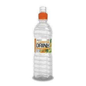 BIOTech USA L-Carnitine drink 500 ml Príchut´: kiwi-strawberry